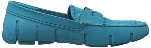 Swims Mens Chaussures Penny Loafer Classiques Lagon