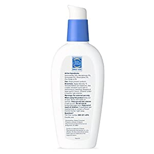 CeraVe AM Facial Moisturizing Lotion SPF 30 3 oz with Broad Spectrum protection, Hyaluronic Acid and Ceramides for Daytime Use
