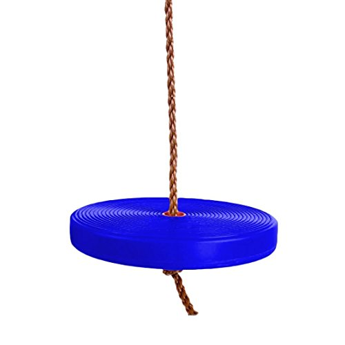 Swing | Rope Tree Swing Set | Sturdy Plastic Disc With Nylon String | Hangs From Tree | Dazzling Toys by dazzling toys