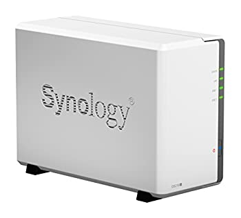 Synology 2 Bay Nas Diskstation Ds218j (Diskless) 2