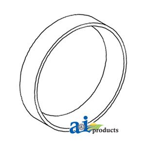 A&I Products BEARING Cup, Rear Axle Outer (W/4 SP. TRANS) Replacement for F...