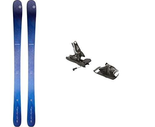 2020 Blizzard Black Pearl 88 159cm Skis & Look SPX Dual WTR 90mm Ski Bindings