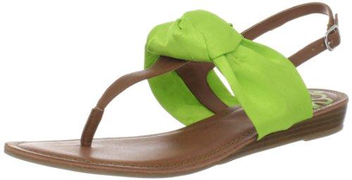 Fergalicious Torment Too Damen US 6 Mehrfarbig Slingback Sandale