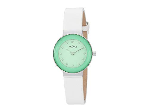 (Skagen Women's Leonora - SKW2779 Green/White One Size)