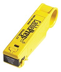 CablePrep Drop Stripping Tool, RG6/59 w/Stop, 1/4 x 1/4 Prep by CABLE PREP