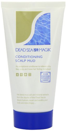 (Dead Sea Spa Magik Conditioning Scalp Mud 150ml/5floz)