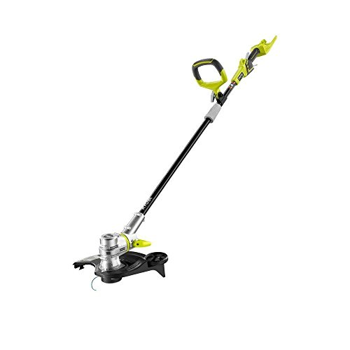 Ryobi RY40201A 40-Volt Lithium-ion Cordless Shaft String Trimmer/Edger – Battery and Charger Not Included (Certified Refurbished) For Sale