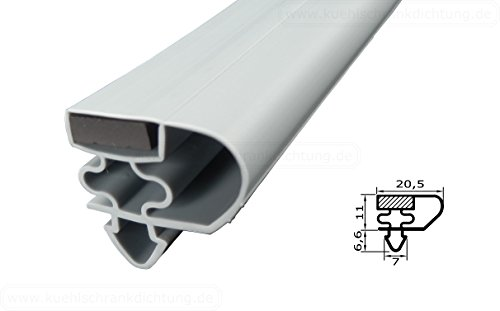 Kühlschrank Dichtung Universal : Magnetdichtung profil groß e 2000mm inkl. magnetband farbe