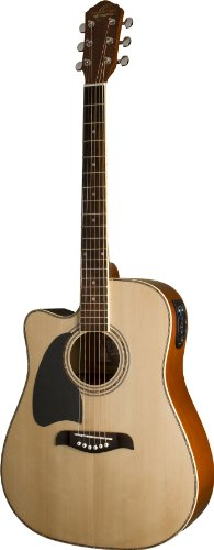 Oscar Schmidt 6 String Acoustic-Electric Guitar (OG2CELH-A-U)