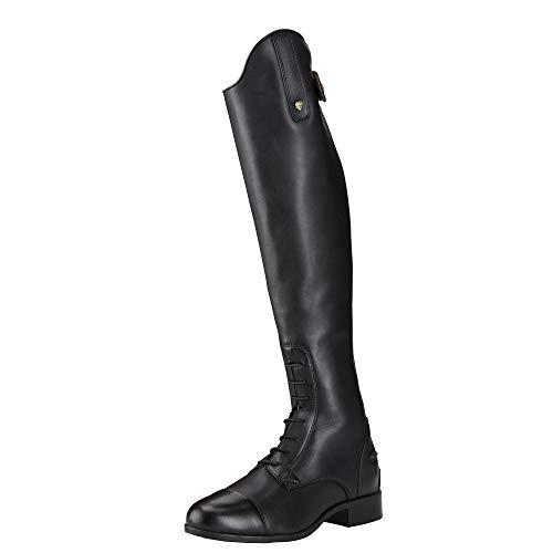 ARIAT Women's Heritage Contour Ii Field Zip Tall Riding Boot Black Size 10 B/Medium Us