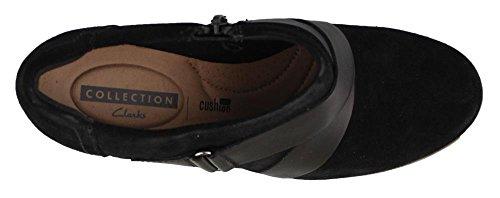 Black Chaussure Femme Sashlin Clarks Pour Fiona aPxqdTXn