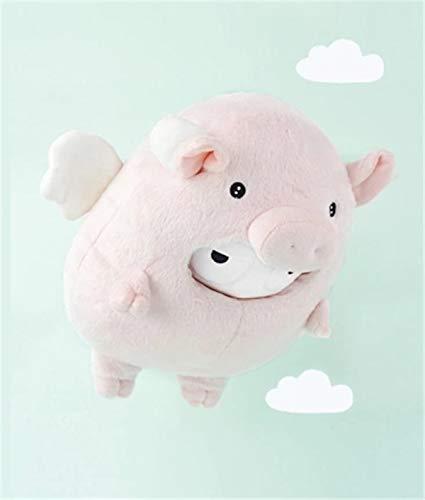 MITU XIAOMI Lindo Peluche Peluche 25cm muñeco Suave Cerdo Rosado ...