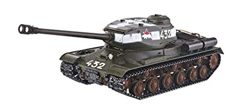 TaiGen Metal Edition 2.4Ghz 1/16 Russian Heavy Tank JS-2 Model 1944 CHKZ RC Airsoft Battle Tank RTR