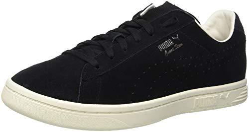 Star Black Schwarz 01 Sneaker Interest Suede Court White Puma Erwachsene whisper Puma Unisex Tw6AUH