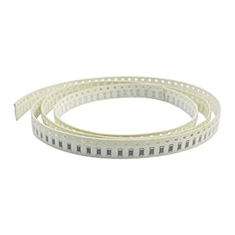 200PCS 1206 820k Ohm 1 / 4W 1% de tolerância de Filme Espesso SMD Chip Resistors: Amazon.com: Industrial & Scientific