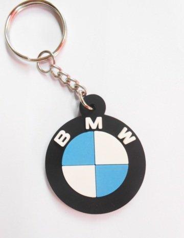 Llavero BMW de caucho. Perfecto para mochilas, carteras ...