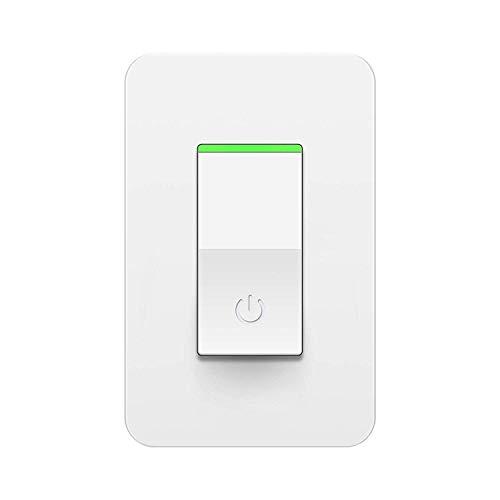 Wifi Smart Switch Work with Alexa, Google Home, IFTTT