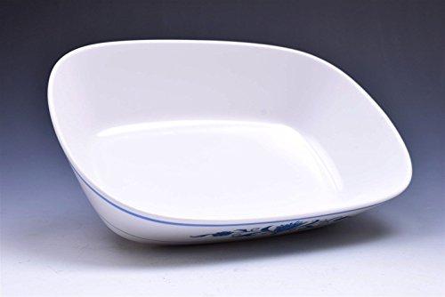 - Noritake Progression Japan Blue Haven 9004 Serving Vegetable Bowl 9.75