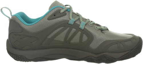 Women's Vim Proterra Shoes Hiking Sport Aluminum Merrell tqFpxvnv