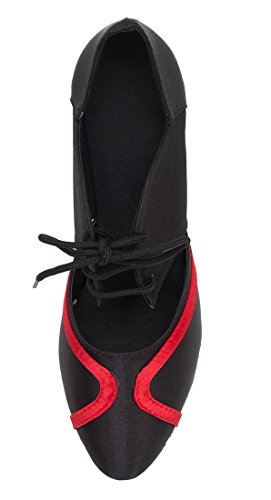 TDA - Zapatos con tacón mujer 7cm Heel Black