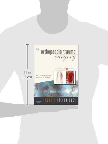 Operative Techniques: Orthopaedic Trauma Surgery: Book and Website, 1e