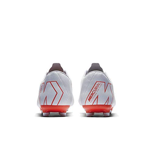 060 Nike Vapor de Bright Crimson MG Adulto Pure Unisex 12 Multicolor Deporte Academy Platinum Zapatillas FG Grey Wolf BTwBSx