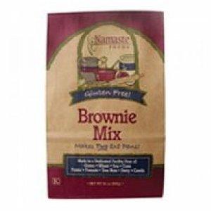 Namaste Brownie Mix 30 OZ (Pack of 18)
