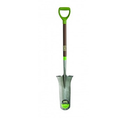 Spade Ames (Ames 16-Inch Drain Spade With Fiberglass Handle - 2531900)