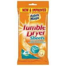 80 toallitas para secadora, 2 paquetes de 40 unidades.: Amazon.es ...