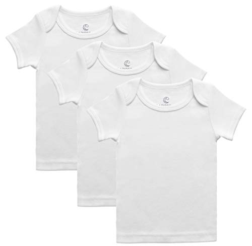 ganic Cotton T-Shirt (3, 3-6 Months) ()