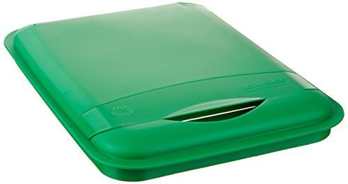 Rev-A-Shelf - RV-50-LID-G-1 - 50 Qt. Green Waste Container Recycling Lid by Rev-A-Shelf by Rev-A-Shelf