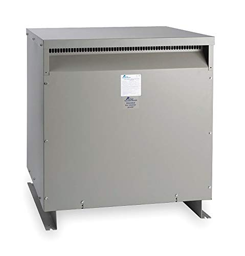 - Acme Electric General Purpose Transformer, 15kVA VA Rating, 208VAC Input Voltage, 480VAC Wye/277VAC Output Voltage - T3793671S