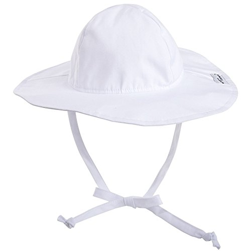 Cap Face Happy (Floppy Hat | White X-Large)