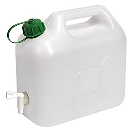 Sealey WC5E 5ltr Fluid Container with Tap SEAWC5E