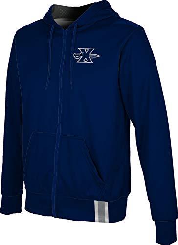 ProSphere Xavier University Men's Full Zip Hoodie - Solid FF32 - University Fleece Xavier Fabric