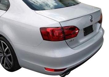 Factory Style Spoiler for the Volkswagen Jetta Painted in the Factory Paint Code of Your Choice #532 LC9A