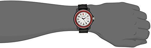 Victorinox Men's 249087 Original XL Black Stainless Steel Watch WeeklyReviewer