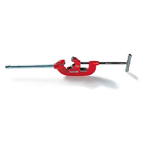 RIDGID 32840 Model 4-S Heavy-Duty Pipe Cutter, 2-inch to 4-inch Steel Pipe Cutter