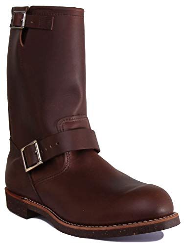 Red Wing Heritage Engineer 11' Boot,Amber Harness ,11 D(M) US