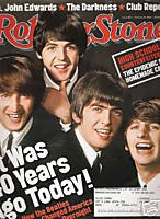 Rolling Stone Magazine (The Beatles) / Issue 942 / February 19, 2004