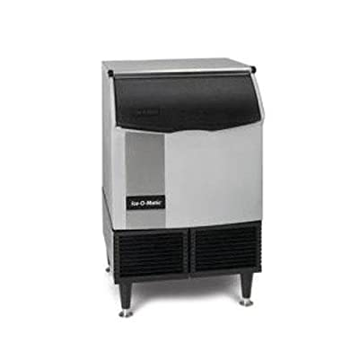 New Ice-O-Matic 238lb/24 Commercial Half Cube Ice Maker Machine Undercounter Air Cooled