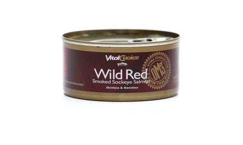 Smoked Wild Sockeye Salmon - 4