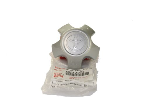- Toyota Genuine Parts 42603-AD030 Steel Wheel Center Wheel Cap