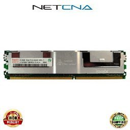 (397409-B21 1GB (2x512MB) HP/Compaq ProLiant BL460c server blade PC2-5300 DDR2-667 240-pin Fully Buffered Memory Kit 100% Compatible memory by NETCNA USA)