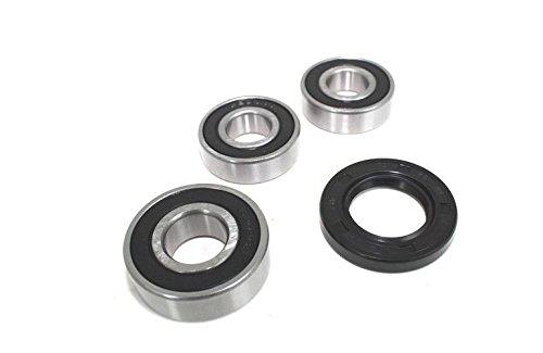Rear Wheel Bearings and Seals Kit Yamaha XT350 1991 1992 1993 1994 1995 1996
