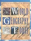 World Geography Today : 1995, Sager, Robert J., 0030976731