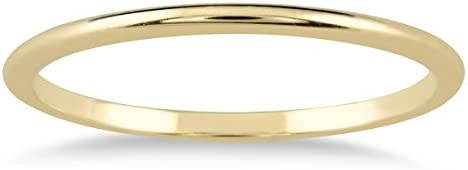 10 Best Yellow Gold Wedding Rings For Women - cover