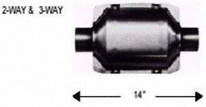 AP Exhaust 602205 Catalytic (Dodge Omni Catalytic Converter)