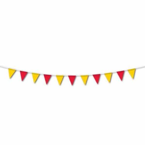 Amscan PPP 7 m Spain Pennant Bunting by Amscan