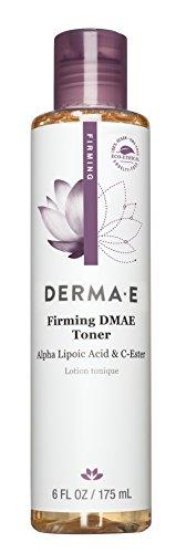 (DERMA E Firming Toner With DMAE Alpha and Lipoic C-Ester 6oz)